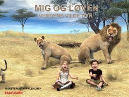 Mig og løven - Merete Rostrup Fleischer