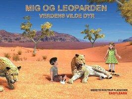 Mig og leoparden - Merete Rostrup Fleischer