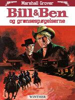 Bill og Ben og grænsespøgelserne - Marshall Grover