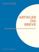 Artikler og breve - Harald Kidde