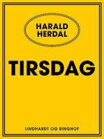 Tirsdag - Harald Herdal