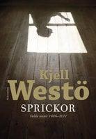 Sprickor - Kjell Westö