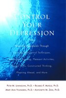 Control Your Depression, Rev'd Ed - Peter Lewinsohn