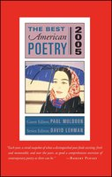 The Best American Poetry 2005 - Various authors