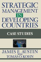 Strategic Management In Developing Countries - James E. Austin