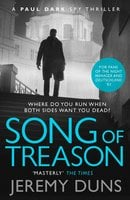 Song of Treason (Paul Dark 2) - Jeremy Duns