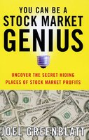 You Can Be a Stock Market Genius - Joel Greenblatt