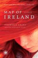 Map of Ireland - Stephanie Grant