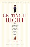Getting It Right - Laraine T. Zappert