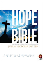 Hope for Today Bible - Joel Osteen