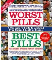 Worst Pills, Best Pills: A Consumer's Guide to Preventing Drug-Induced Deat - Sid M. Wolfe