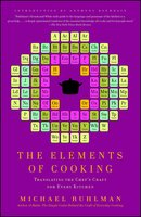 The Elements of Cooking: Translating the Chef's Craft for Every Kitchen - Michael Ruhlman
