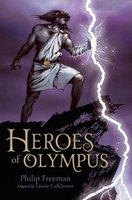 Heroes of Olympus - Philip Freeman