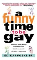 A Funny Time to Be Gay - Ed Karvoski Jr.