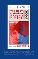 The Best American Poetry 2006 - Billy Collins