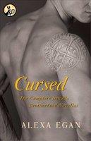 Cursed: The Complete Imnada Brotherhood Novellas - Alexa Egan
