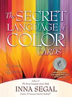 The Secret Language of Color eBook - Inna Segal