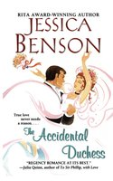 The Accidental Duchess - Jessica Benson