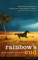 Rainbow's End: A Memoir of Childhood, War and an African Farm - Lauren St. John