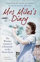 Mrs Miles's Diary - Constance Miles