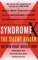 Syndrome X - Terry Kirsten Strom,Barry Fox Ph.D,Gerald Reaven