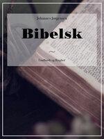 Bibelsk - Johannes Jørgensen