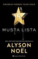 Musta lista - Alyson Noël