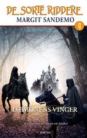 De sorte riddere 9 - Dæmonens vinger - Margit Sandemo