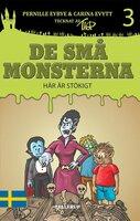 De små monsterna #3: Här är stökigt - Pernille Eybye,Carina Eyvtt
