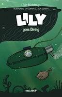 Lyda #4: Lyda Goes Diving - Lise Bidstrup