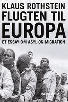Flugten til Europa - Klaus Rothstein
