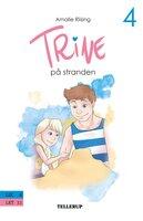 Trine #4: Trine på stranden - Amalie Riising