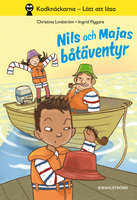 Nils & Maja 2 - Nils och Majas båtäventyr - Christina Lindström