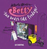Betty 3 - Betty kan bedst lide fredage - Lyt&læs - Alberte Winding,Rasmus Bregnhøi