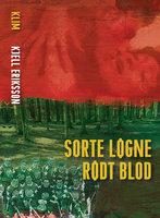 Sorte løgne rødt blod - Kjell Eriksson
