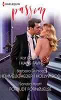 I hans favn / Hemmeligheder i Hollywood / Forbudt fornøjelse - Sandra Hyatt,Barbara Dunlop,Kat Cantrell