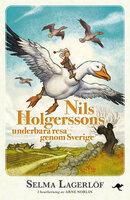 Nils Holgerssons underbara resa genom Sverige - Selma Lagerlöf