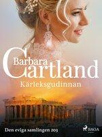 Kärleksgudinnan - Barbara Cartland