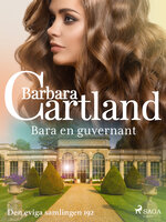 Bara en guvernant - Barbara Cartland