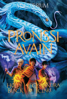 Pronssiavain - Holly Black,Cassandra Clare