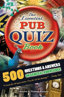 The Essential Pub Quiz Book - Hannah Blamires