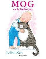 Mog och bebisen - Judith Kerr