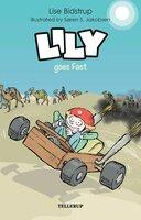 Lyda #5: Lyda Goes Fast - Lise Bidstrup