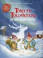 Tonttu Toljanteri ja outo jouluvieras - Annukka Kiuru,Sirkku Linnea