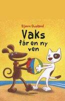Vaks får en ny ven - Bjørn Ousland