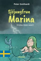 Sjöjungfrun Marina #4: Storm över havet - Peter Gotthardt