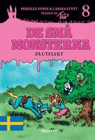 De små monsterna #8: På utflykt - Pernille Eybye,Carina Evytt