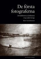 De första fotograferna - Björn Axel Johansson