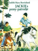 Jackies pony-patrulje - Judith Mary Berrisford
