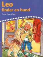 Leo finder en hund - Irma Lauridsen